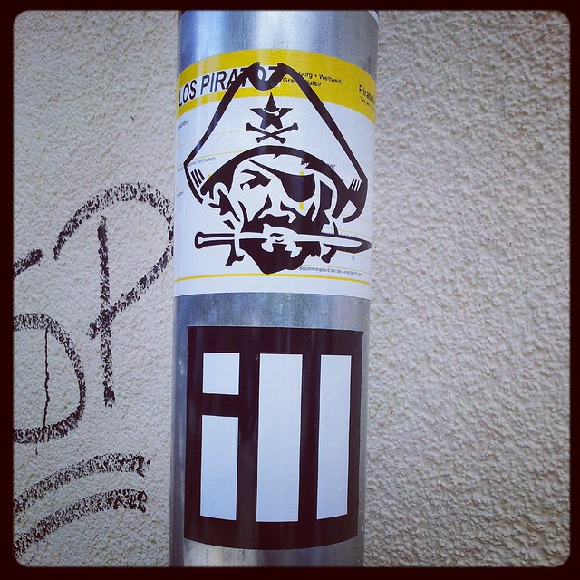 Los Piratoz Sticker