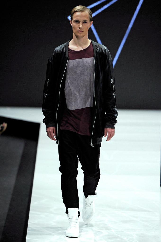 SS13 Copenhagen Odeur006_Jakob Bertelsen(Copenhagen Fashion Week)