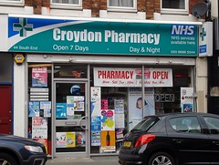 Picture of Croydon Pharmacy, 44 South End