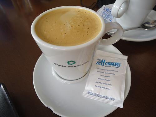 Ojos Negros (Teruel) | Panadería Rubio | Café con leche