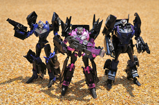 TF Prime Vehicons