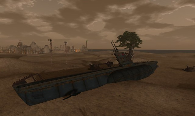 The Wastelands - 05