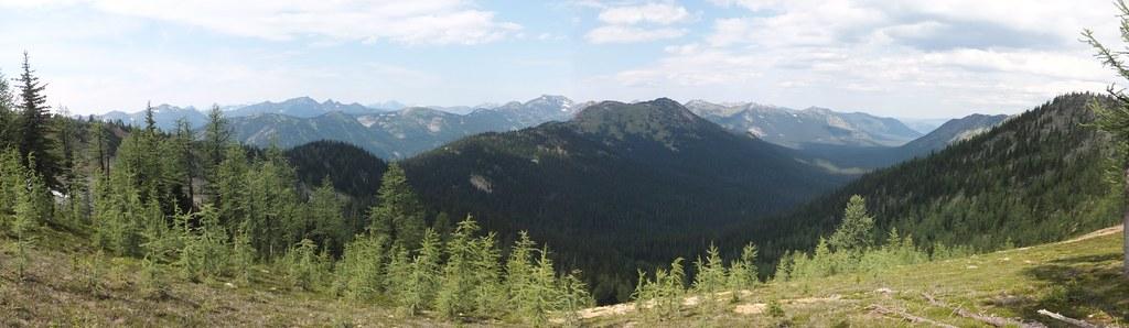 Windy Pass (1.920 m)