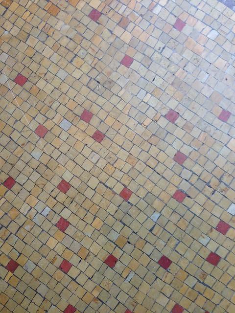 1930 39 s tile floor flickr photo sharing for 1930s tile floor