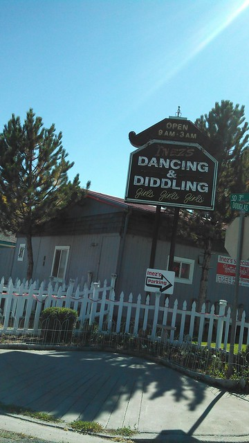 dancing & diddling