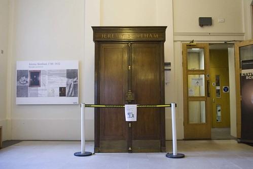 Jeremy Bentham's box
