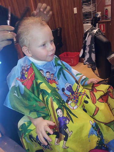 haircut nmber 3
