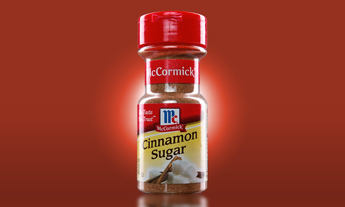 That's Cinnamon That's Hollywood