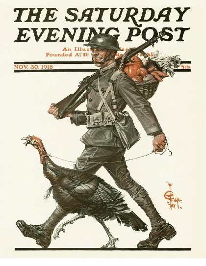 leyendecker thanksgiving 4