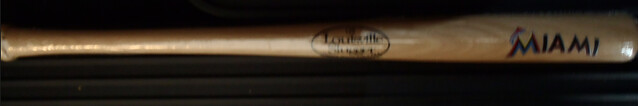 Miami Marlins Mini Bat