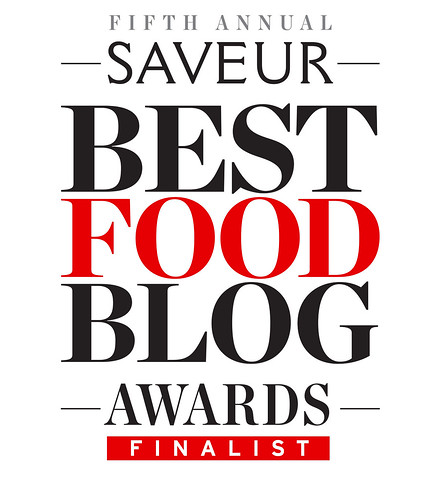 local milk nominated for a Saveur Best Food Blog Award!