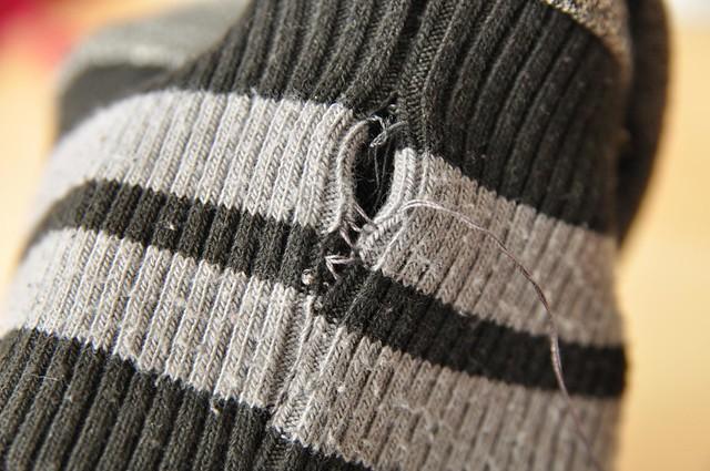 jacket mending 3