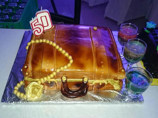 Pastillas Fondant Cake by Zarrah Joyce Catli