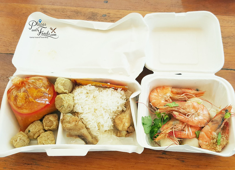 tachai island lunch box