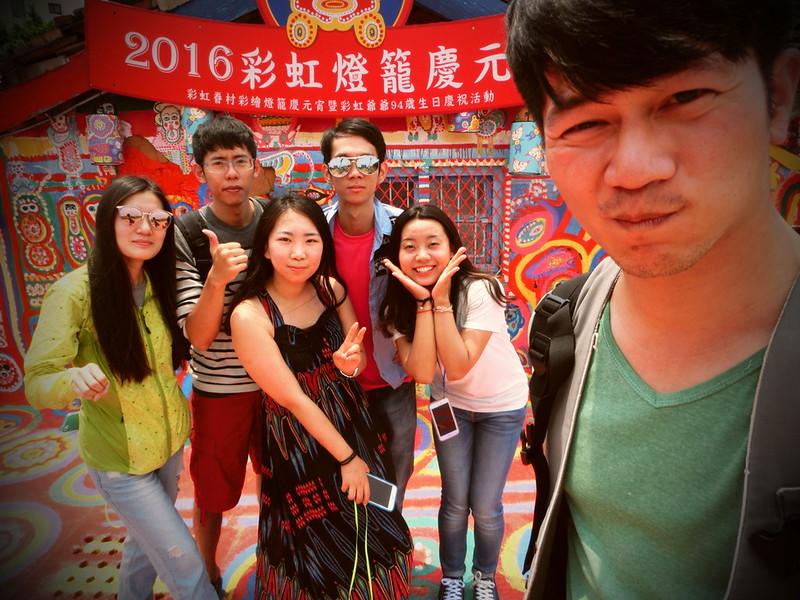 Taiwan Island trips。Couchsurfing。環島景點。17度C隨拍。 (38)