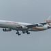 Surinam Airways / A343 / PZ-TCR / EBBR 25R