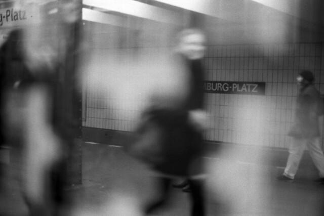 Rosa-Luxemburg-Platz [analog]