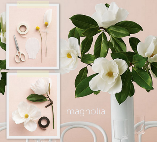 Paper Flower Tutorials From Martha Stewart