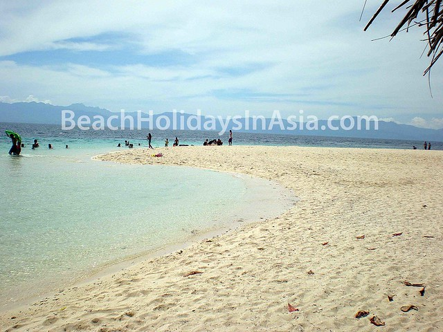 Moalboal White Beach