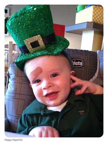 Happy St Patrick's Day! 2012