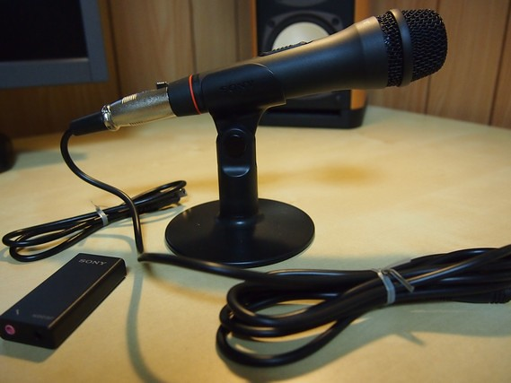 SONY Microphone