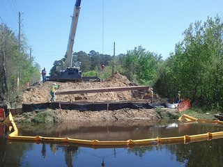 Wilson MIlls Road Bridge Replacement