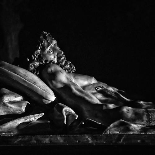 Cristo de la Liberación by Andrés Ñíguez