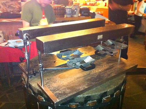 Lugar de elaboración de la Raclette
