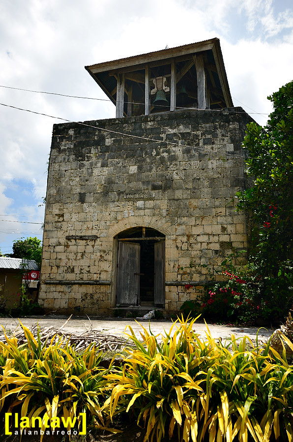 Larena Church Bell Tower