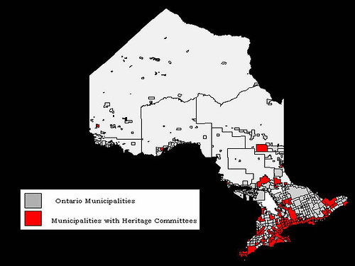 Municipal Heritage Committees - March 2012