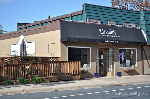 Ursula's Wine Bar and Cafe ~ White Bear Lake, MN