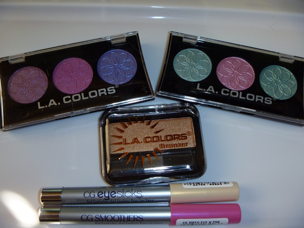 Lacquered, Painted, Polished: A Makeup Haul for $4 From