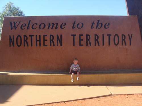 Northern Territory Rest Area
