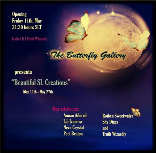 Butterfly Gallery Final