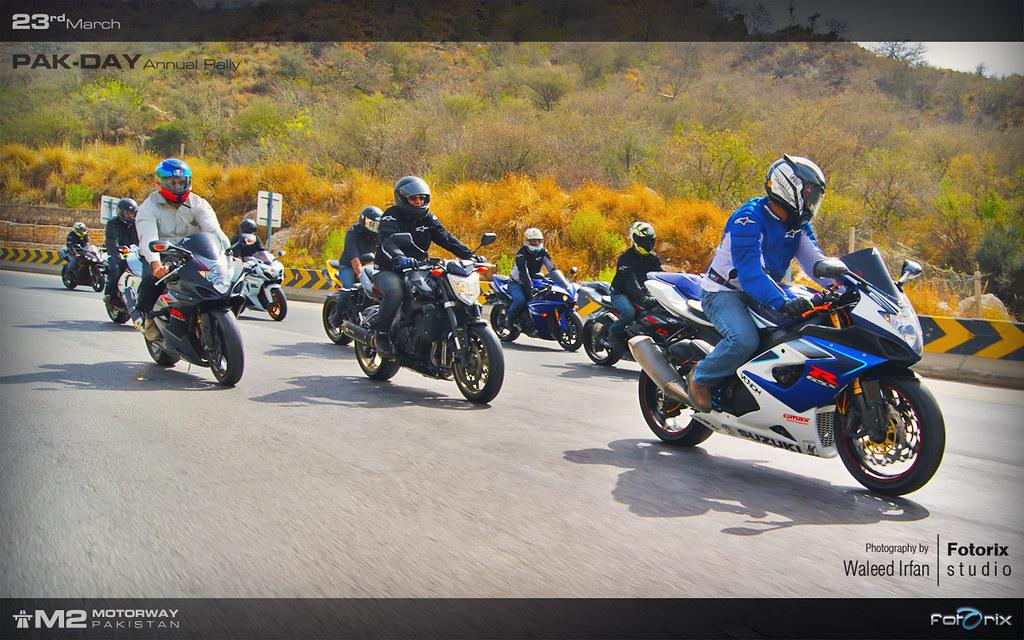 Fotorix Waleed - 23rd March 2012 BikerBoyz Gathering on M2 Motorway with Protocol - 7017449981 b2c5fdc95e b