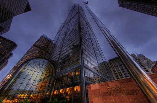 chicago building skyscraper illinois pentax searstower large fisheye hdr skydeck pentax1017mm willistower pentaxk5 briankoprowski bkoprowski