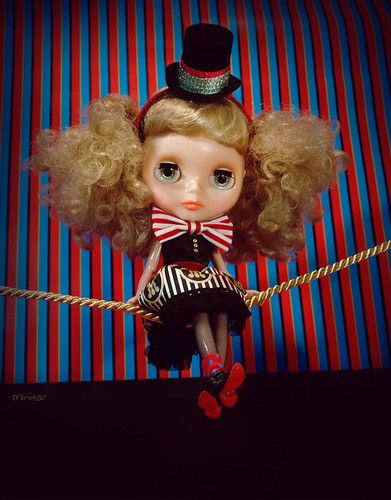 Margo on a Rope
