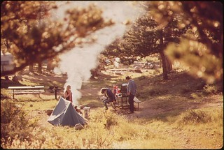 Campground, 05/1972.