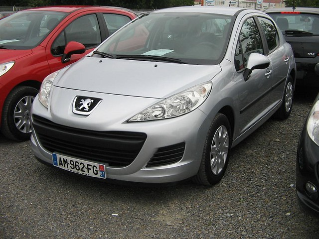 peugeot 207 1.4 hdi 70 active numero 861 | Flickr - Photo Sharing!