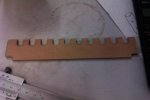 prototype primary coil holder