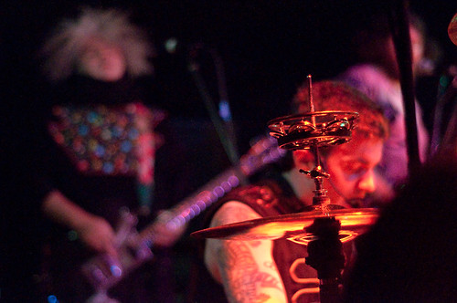 The Melvins @ The Blank Club 4-11-2012