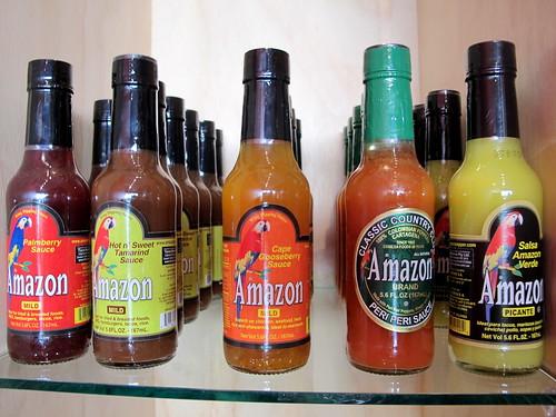 Amazon sauces