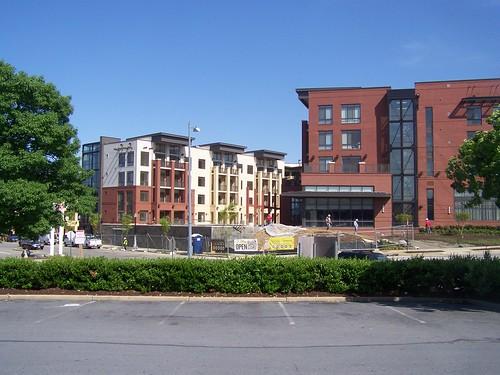 Atlas Flats development, Bladensburg Road