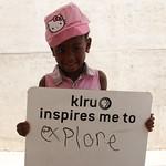KLRU inspires me to ... explore