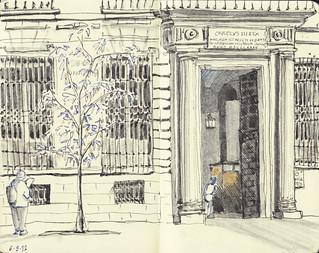 Real Academia de Bellas Artes de San Fernando.