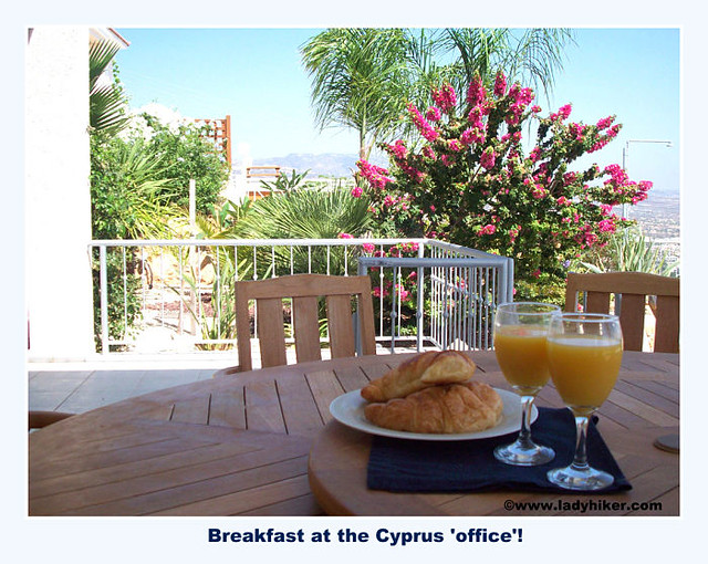 Breakfast in Cyprus