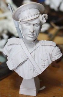 "Parade Model Figures ""Kuzma Kryuchkov"" -2"