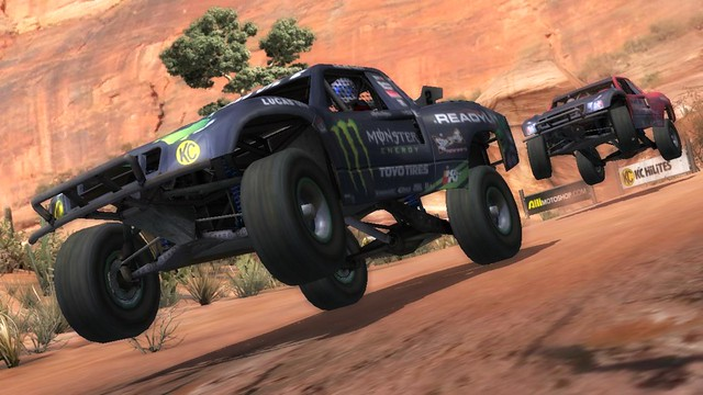 Jeremy McGrath's Offroad for PS3 (PSN)