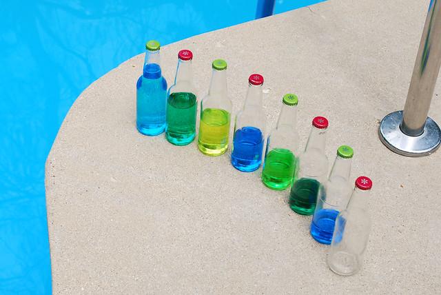 Bottle Xylophone