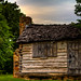 The Bonham Log Cabin